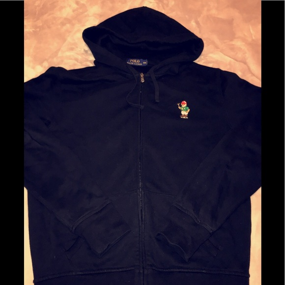 Hoodielimited Up Bear Edition Zip Polo WBQeEdxrCo